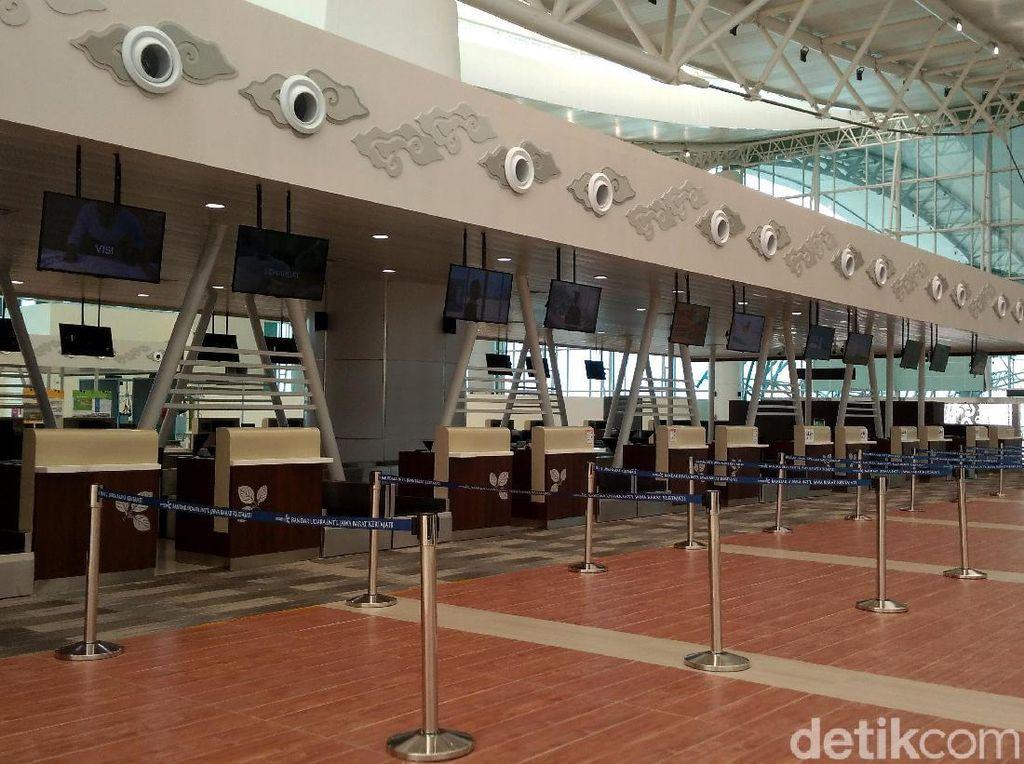 JK Singgung Aher soal Bandara Kertajati yang Sepi