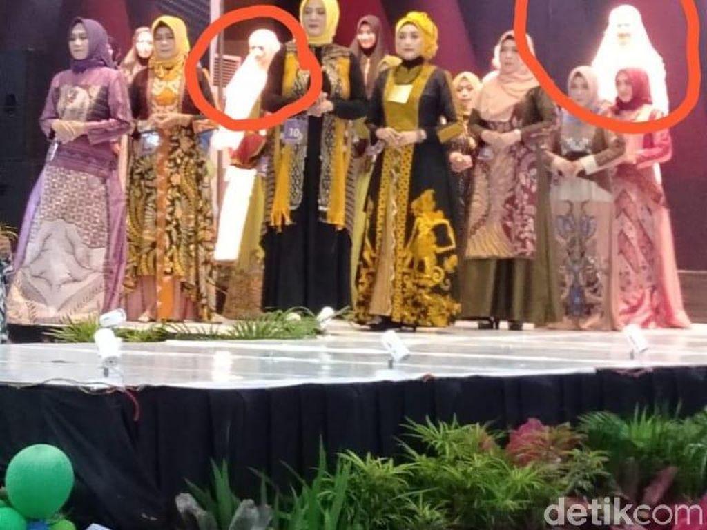 Heboh Penampakan Diduga Makhluk Gaib dalam Fashion Show di Malang