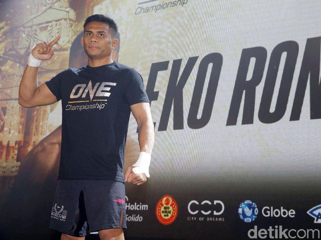 Pegulat Indonesia Siap Bertarung di ONE Championship