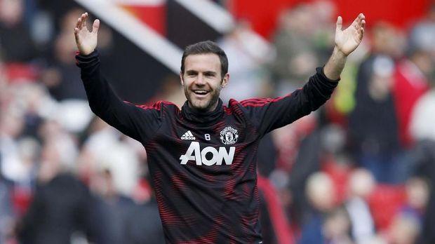 Juan Mata memutuskan untuk memperpanjang kontrak di Manchester United.