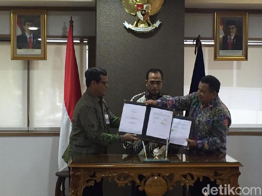 Kemenhub Gandeng Swasta Bangun 15 Km Jalur Kereta Trans Sulawesi