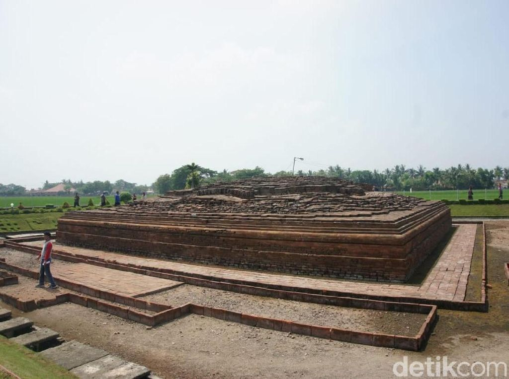 Foto: Candi Karawang yang Lebih Tua dari Borobudur