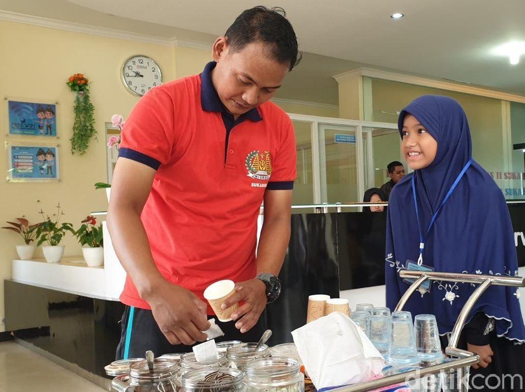 Kantor Imigrasi Sukabumi Manjakan Pemohon Paspor