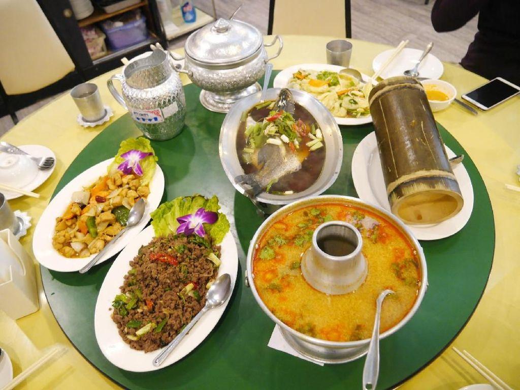 Foto: Rekomendasi Wisata Kuliner Halal di Taipei