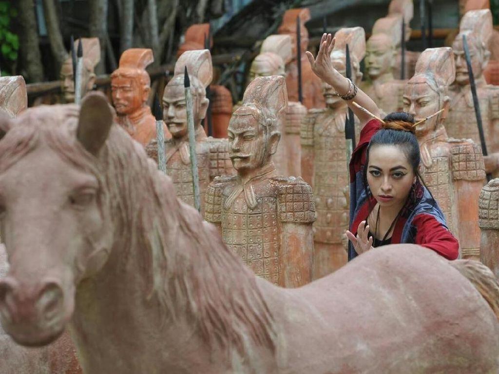 Uniknya Tradisi Ziarah Kubur Etnis Tionghoa di Bangka