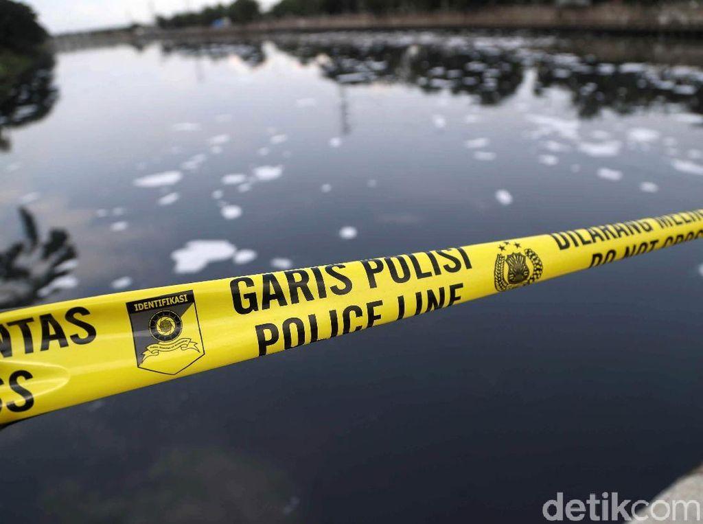 Polisi akan Periksa Dinas LH-Pihak Terkait Limbah di Kali Ancol