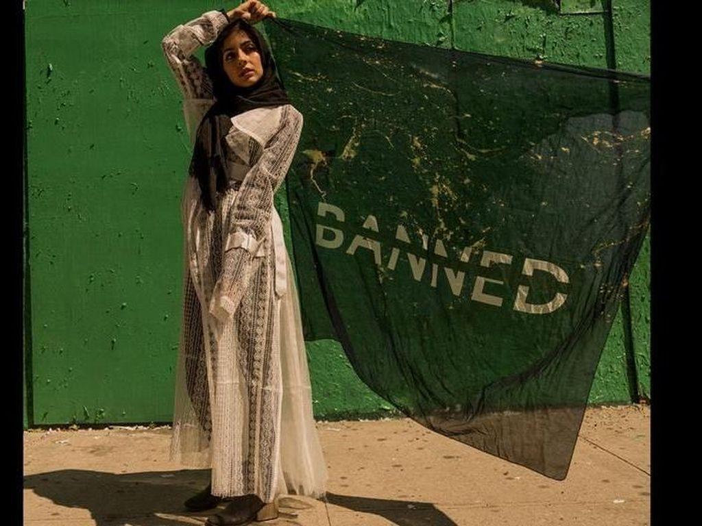 Pameran Fesyen Muslimah Picu Kontroversi di Jerman