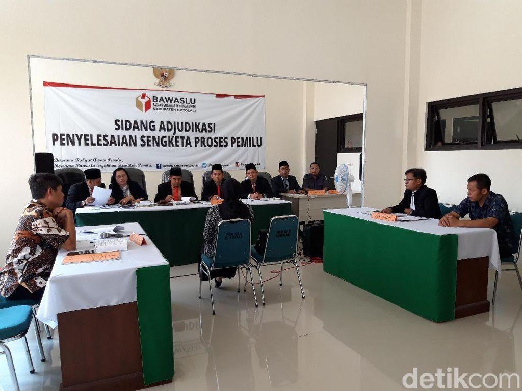 Calegnya Dihapus dari DCT, PKS Boyolali Gugat KPU di PTUN