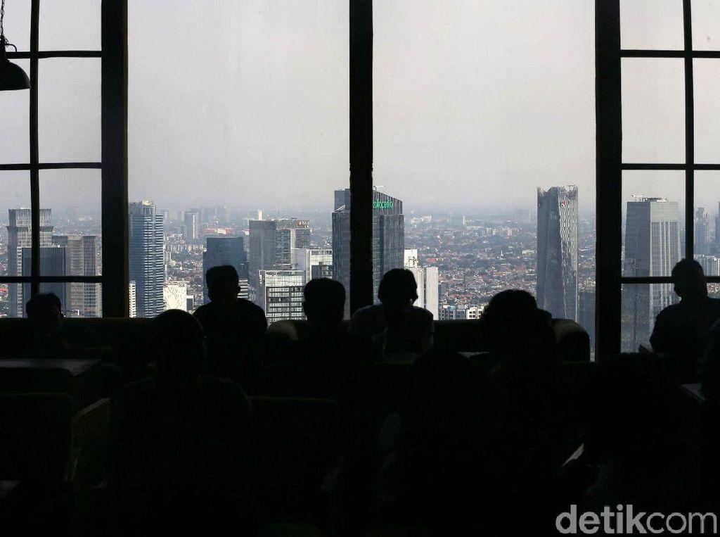 Hadapi New Normal, Bagaimana Aktivitas Perkantoran di Jakarta?