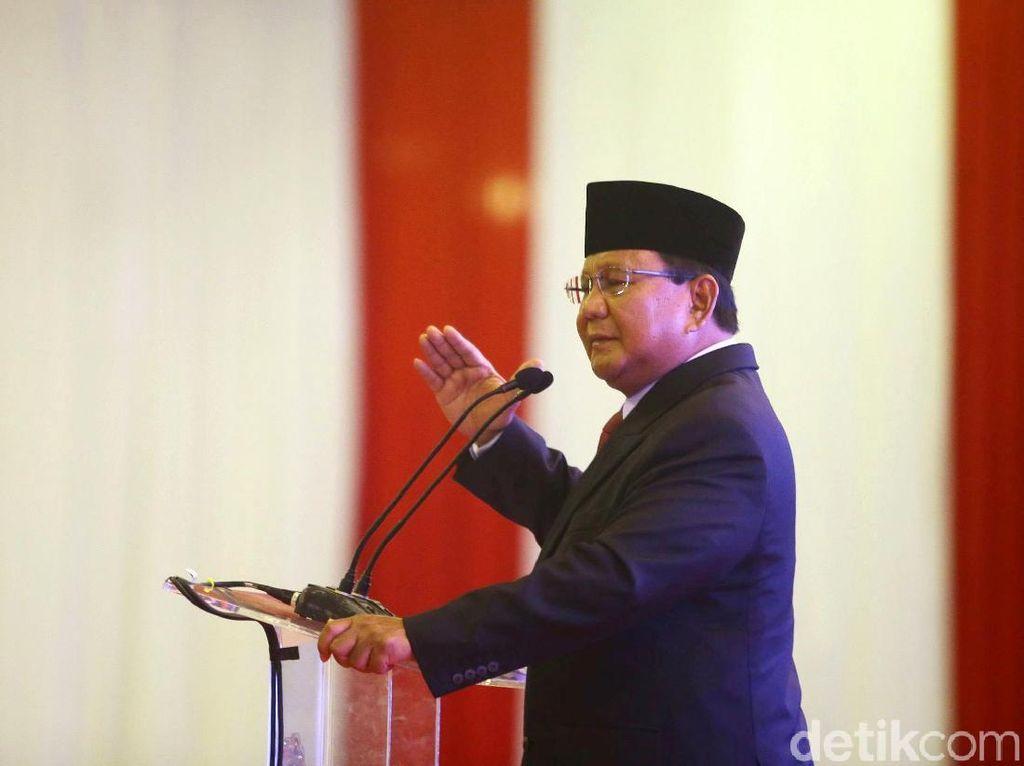 Kampanye di Palembang, Prabowo Sapa Wong Kito Galo Hari Ini