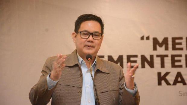 JubirBPN Prabowo-Sandi Bidang Infrastruktur dan Pembangunan, Suhendra Ratu Prawiranegara (tabloidnasional.com)