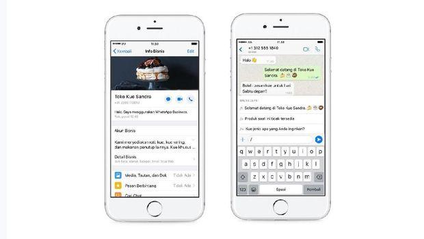 WhatsApp Business untuk iPhone Tersedia di Indonesia