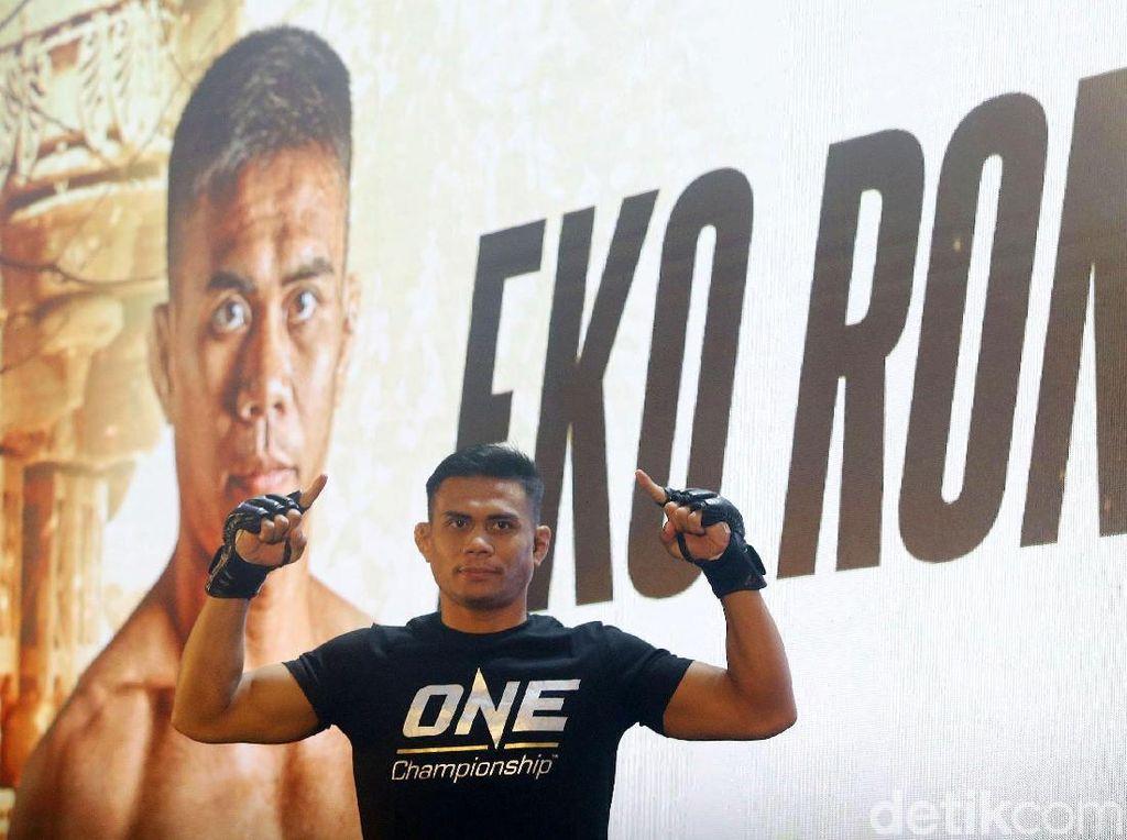 Halo Indonesia, Ini Eko Roni yang Akan Tampil di ONE Championship