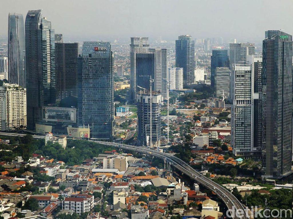 Banyak Gedung Kosong, Harga Sewa Perkantoran di Jakarta Terjun