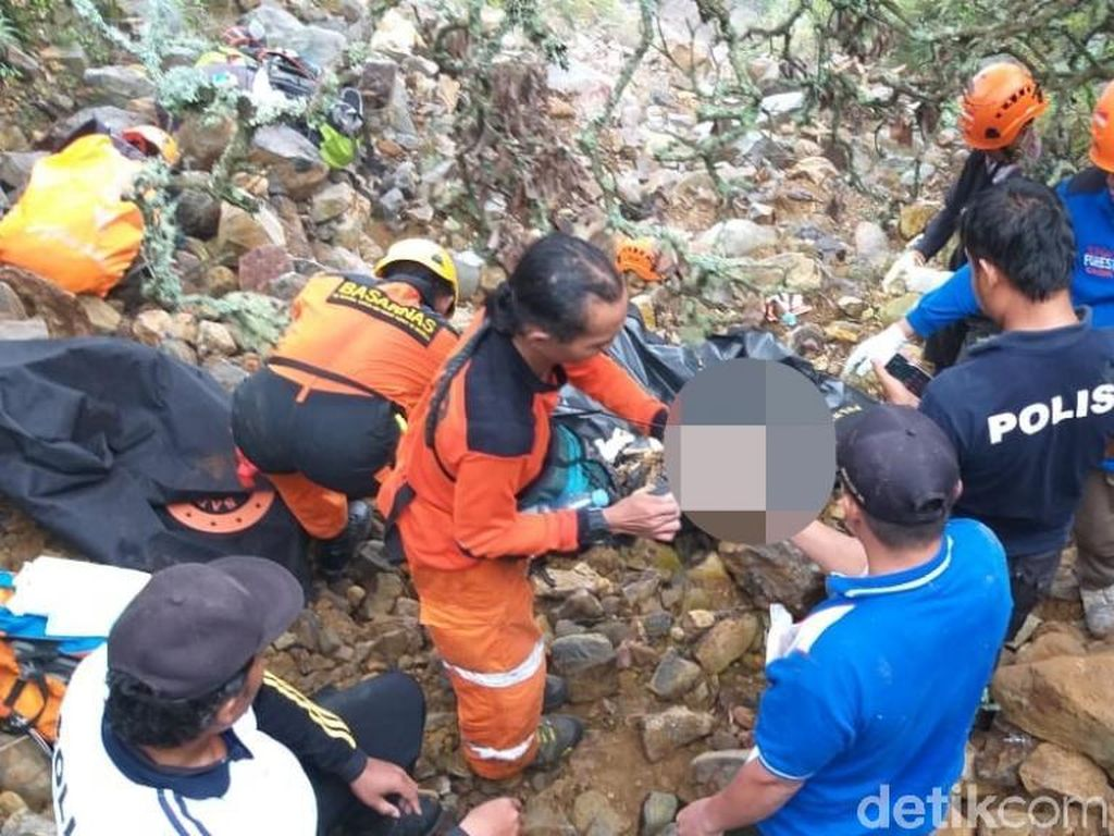 Cerita Penemuan dan Proses Evakuasi Tulang Pendaki SMKN 5 Surabaya