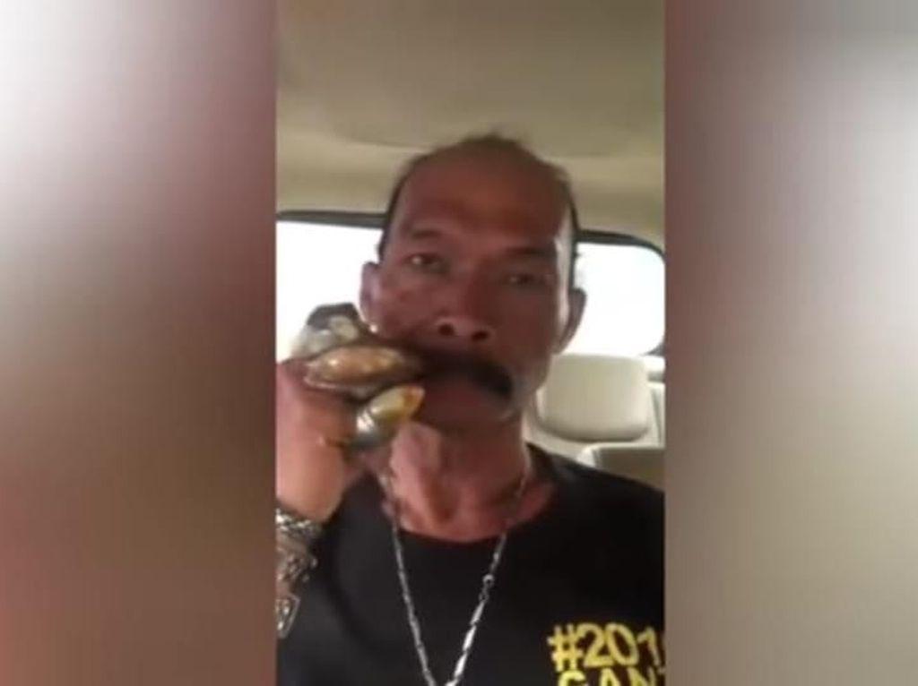 Fitnah Jokowi di Jalanan, Pria Berakik Berakhir di Tahanan