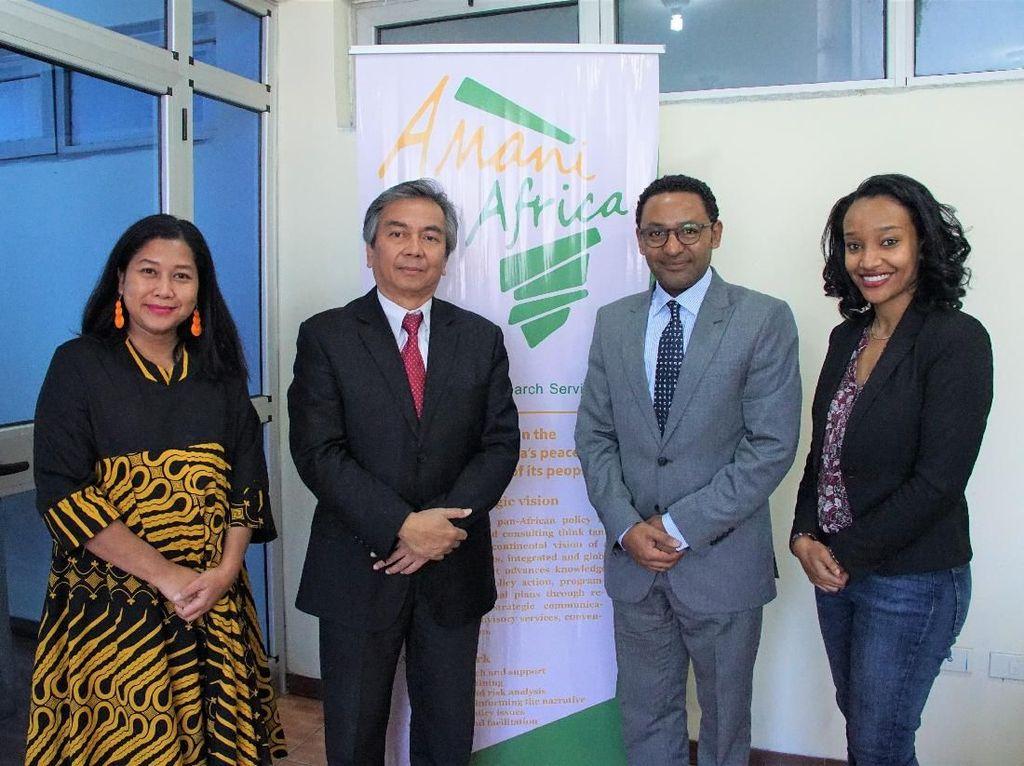 Indonesia Bagikan Pengalaman Demokrasi ke Ethiopia