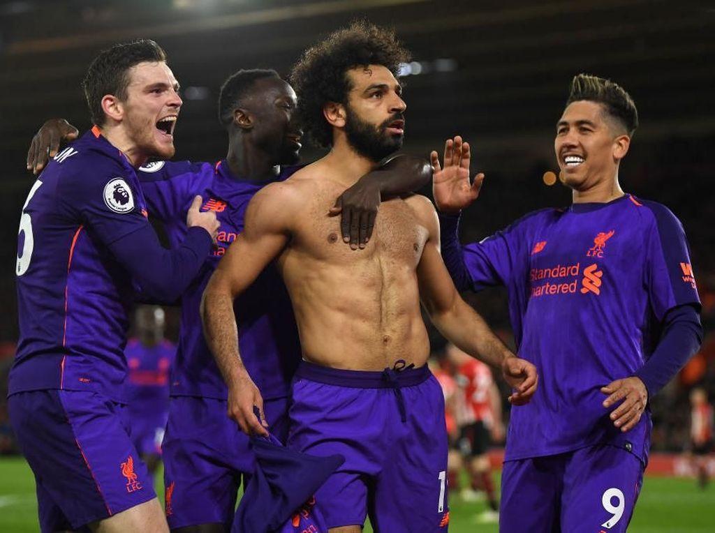 Beda Liverpool yang Kini dengan yang Kandas di 2014