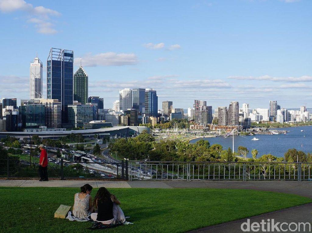 Foto Kota Perth yang Bikin Kamu Pengen Pergi ke Sana