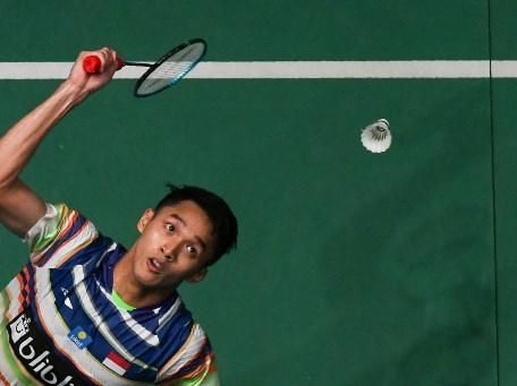 Jonatan Christie Juara New Zealand Open 2019