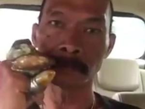 Jadi Tersangka karena Hina Jokowi, Pria Penuh Batu Akik Ditahan