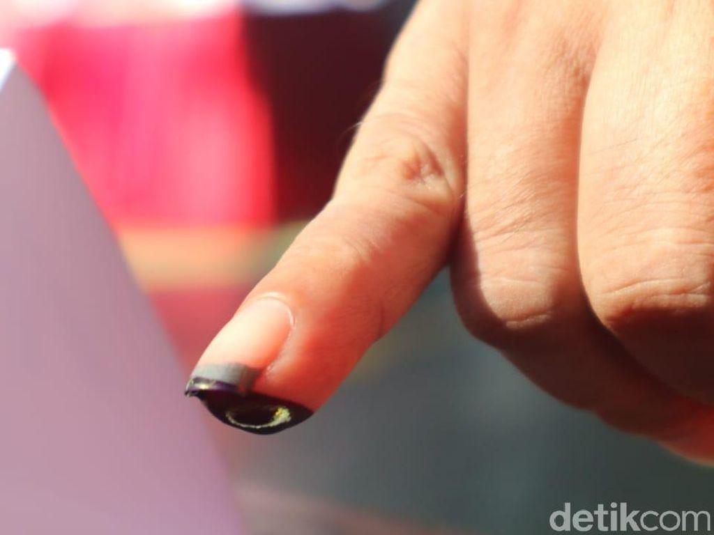 Partisipasi Pilwalkot Makassar 59,66%, Tertinggi di Pulau Tengah Kota
