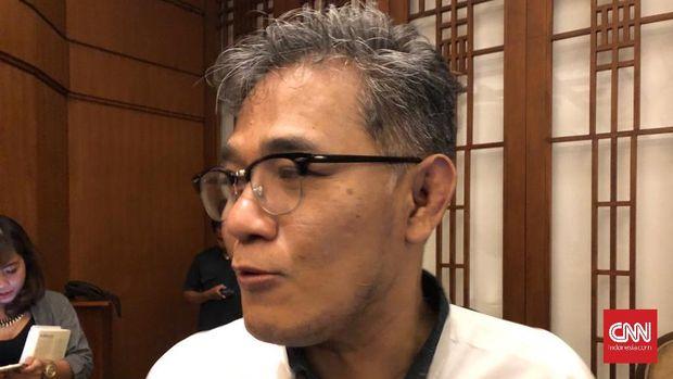 Politikus PDIP Budiman Sudjatmiko mengaku akan berhenti jadi caleg jika gagal pada Pileg 2019.