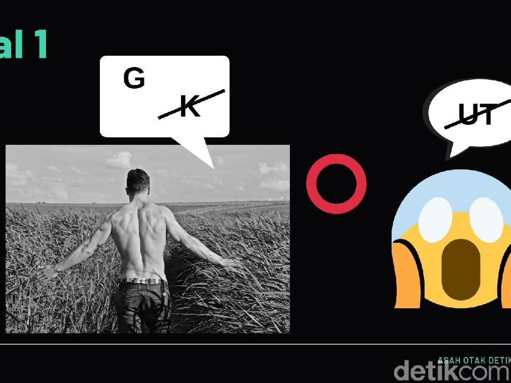 Melatih Kreativitas dengan Menebak Gambar-gambar Berikut, Kamu Bisa?