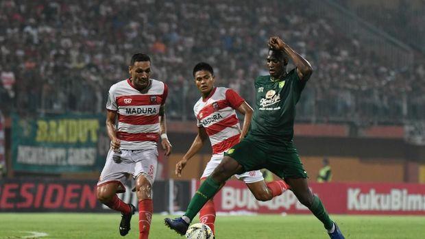 Madura United: Los Galacticos
