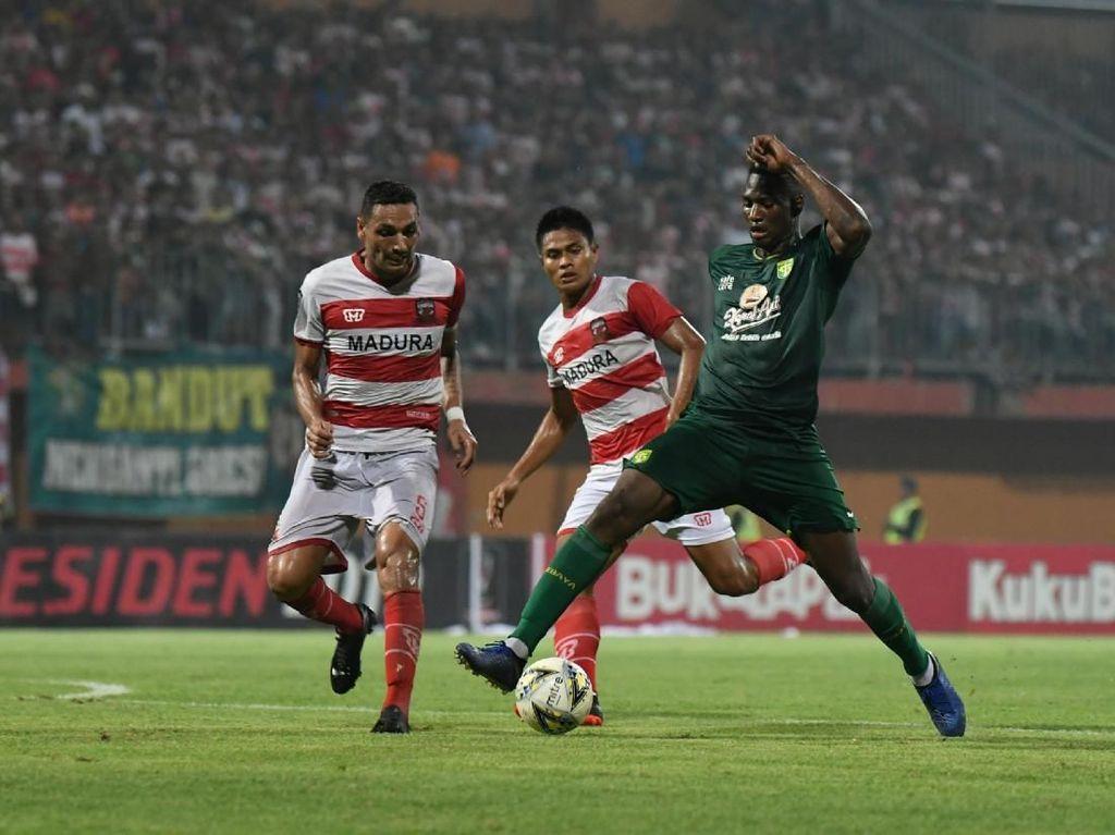 Hasil Piala Presiden: Kalahkan Madura United, Persebaya Tantang Arema di Final