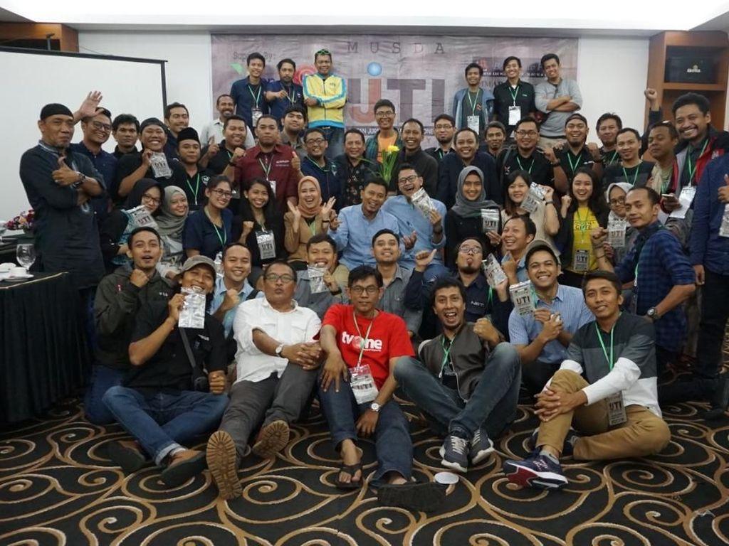 Lukman Rozak dari Trans Media Nakhodai IJTI Surabaya