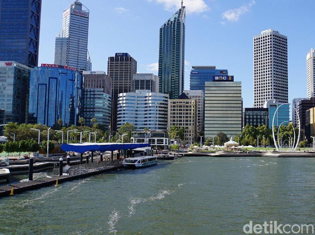 Kota Perth, Tempat Liburan Paling Semarak di Australia Barat