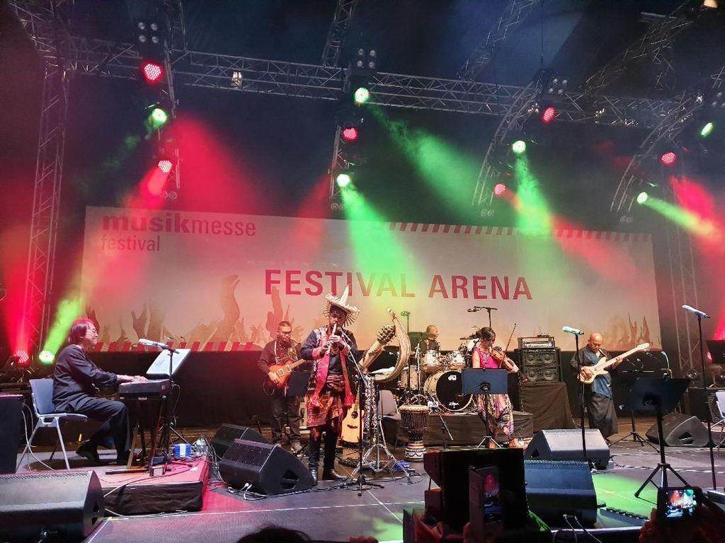 Instrumen Musik Indonesia Mendulang Sukses di Frankfurt