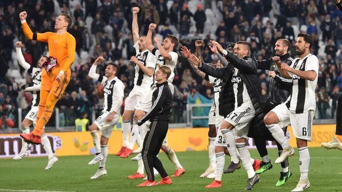Juventus harus bersiap untuk menjalani peka-pekan krusial. (Foto: Tullio M. Puglia/Getty Images)