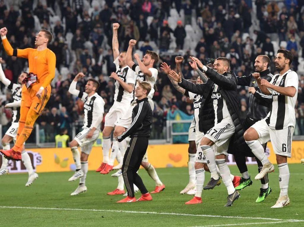 Juventus Sebaiknya Buru-buru Juara, Lalu Fokus ke Liga Champions