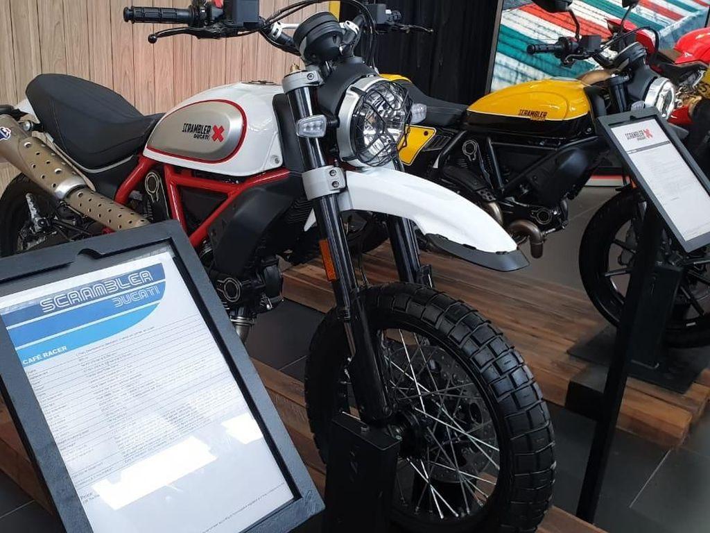 Ducati Indonesia Tak Lagi Ditangani Garansindo