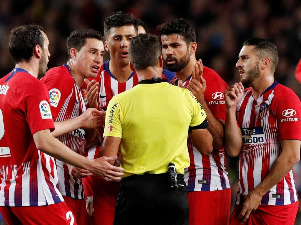 Diego Costa Diskors 8 Pertandingan