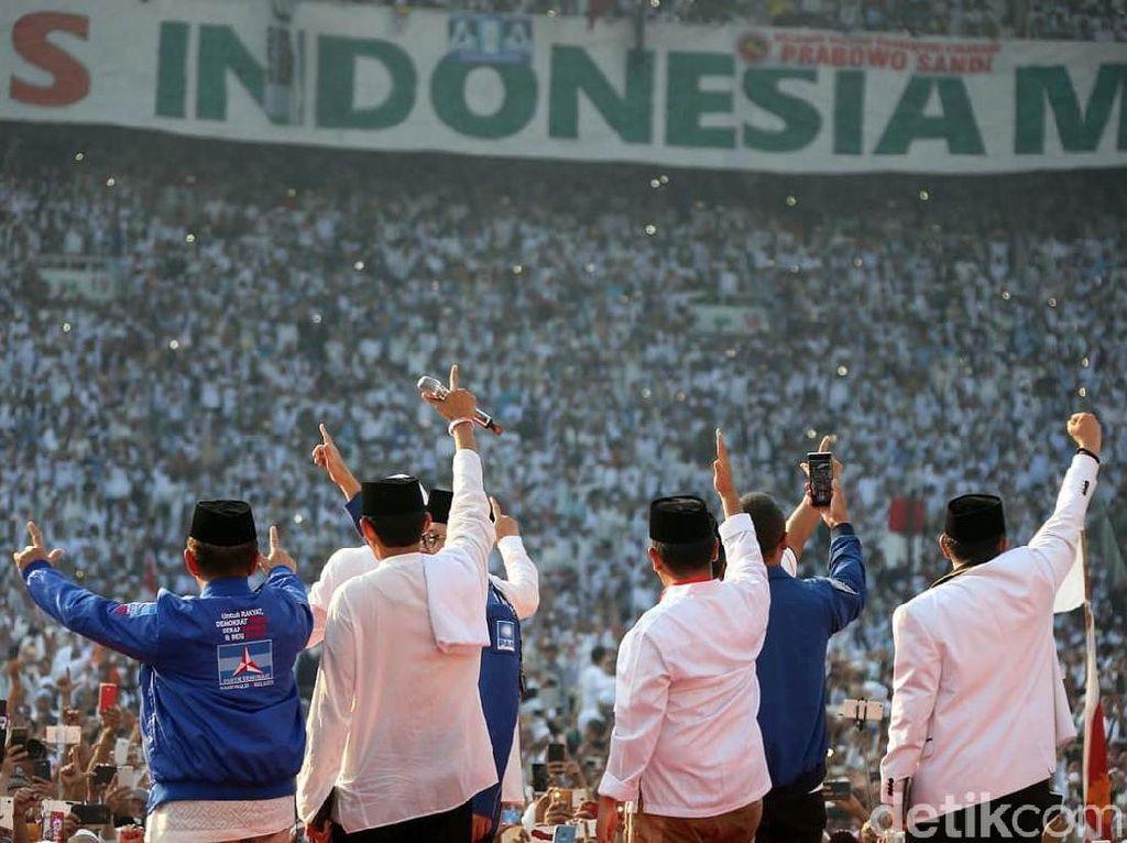 Mantan Ketua DPW PBB NTB Dukung Prabowo-Sandiaga