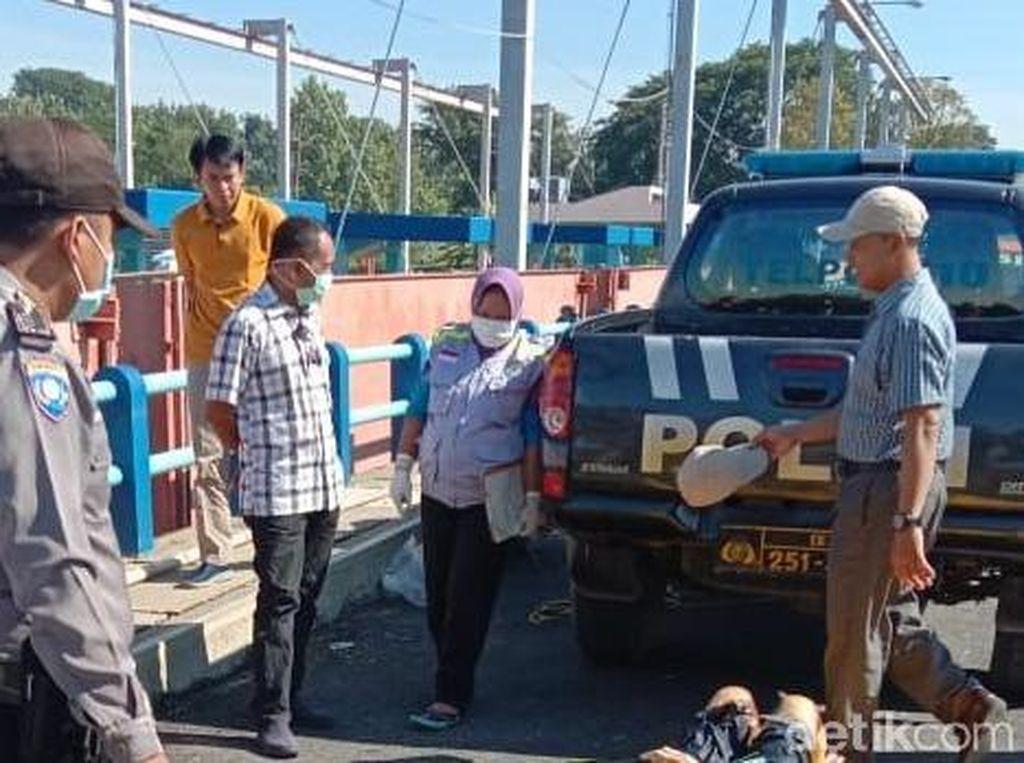 Warga Grobogan Ditemukan Tewas di Bendungan Klambu