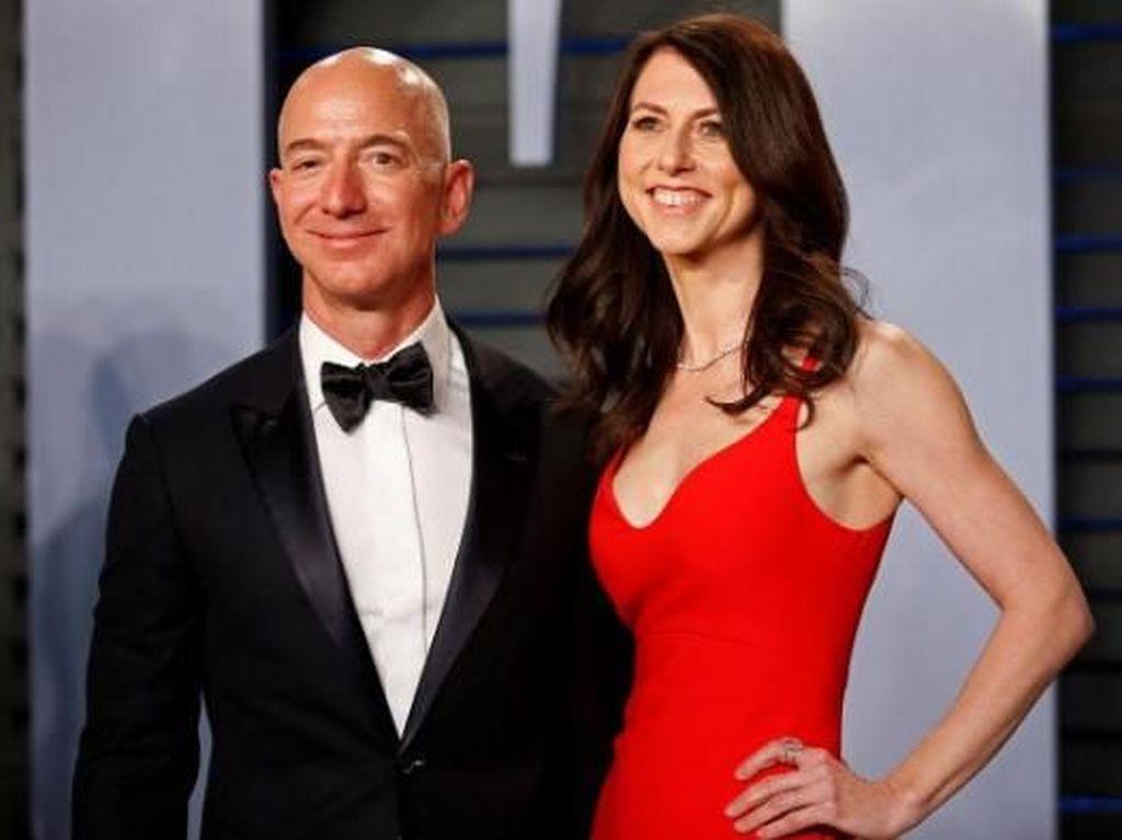 Mantan Istri Bos Amazon Jual Saham Rp 5,2 Triliun