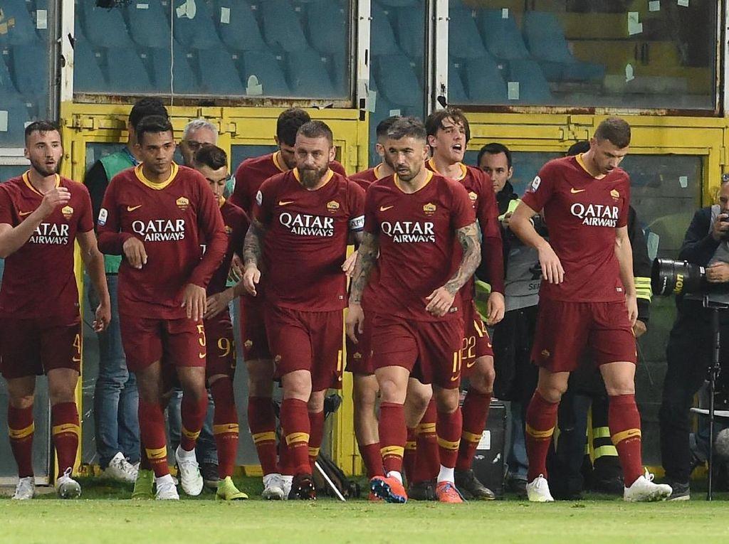Jaga Momentum, Roma!