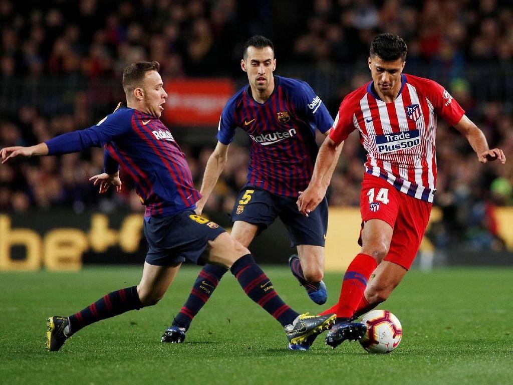 Preview Piala Super Spanyol: Barcelona Vs Atletico Madrid