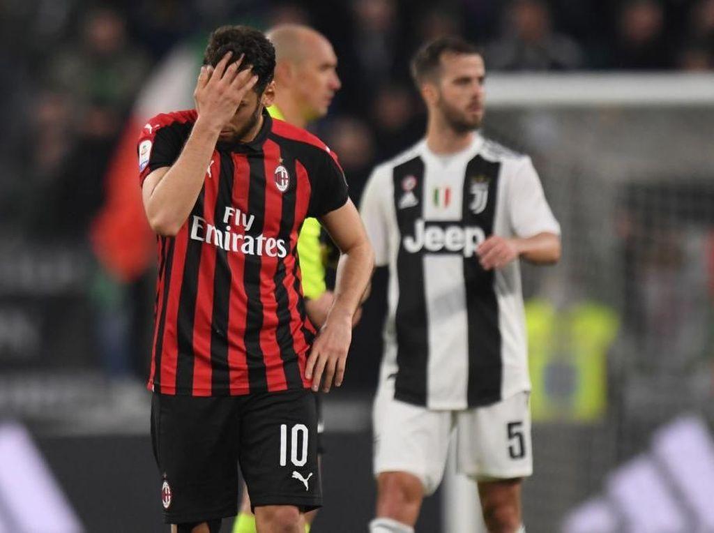 Gattuso: Bukan Juve yang Main Bagus, tapi Milan yang Bikin Salah