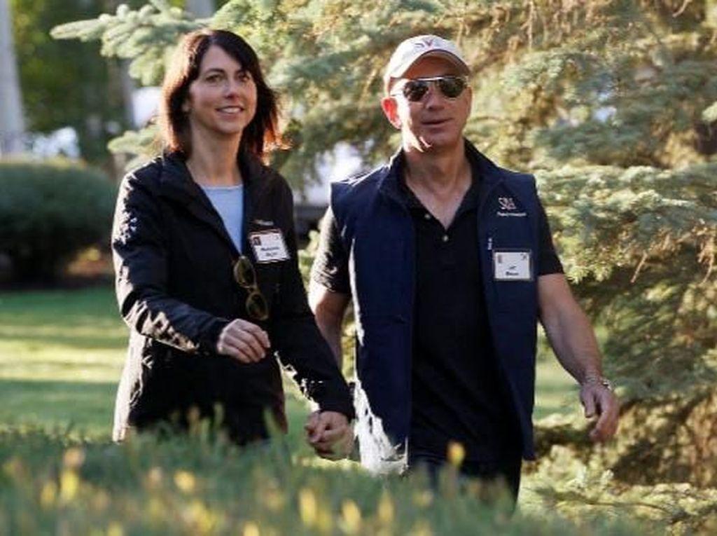 Eks Istri Bezos Sumbang Rp 24 T Buat Kampanye Antirasis, Termasuk LGBTQ