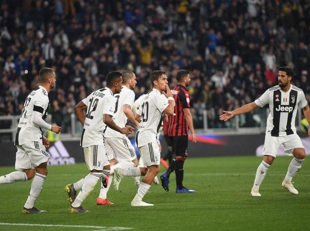 Juventus di Ambang Scudetto