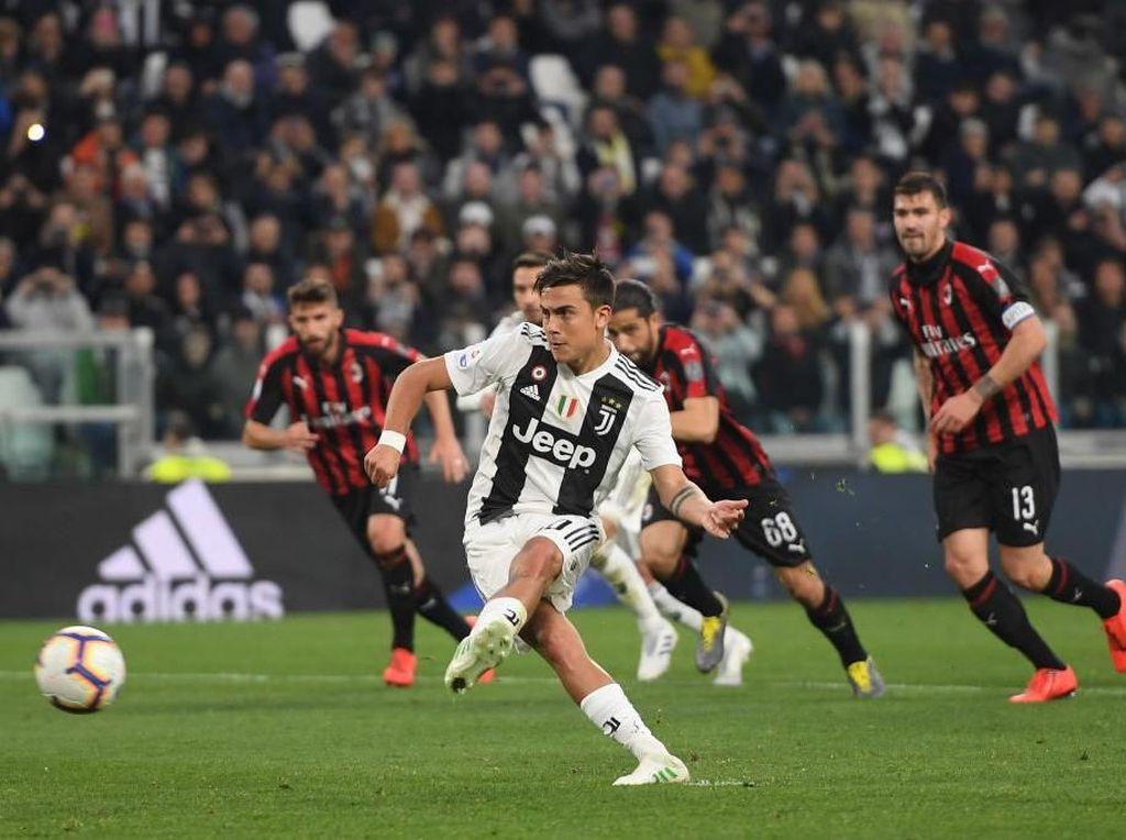 Klasemen Liga Italia: Juve di Ambang Scudetto, Empat Besar Kian Sengit