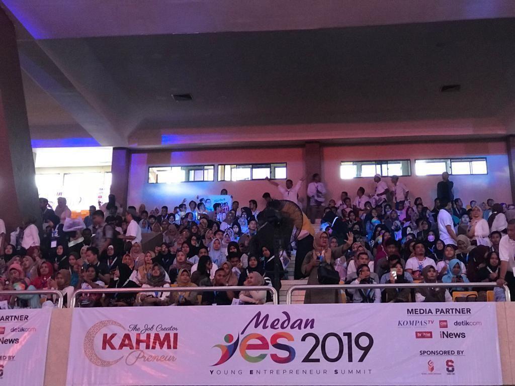 Founder KAHMIPreneur: 2019 Tahun Kebangkitan Milenial