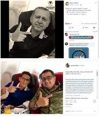 Media Prancis Buktikan Kabar Erdogan Dukung Prabowo Adalah Hoax Belaka