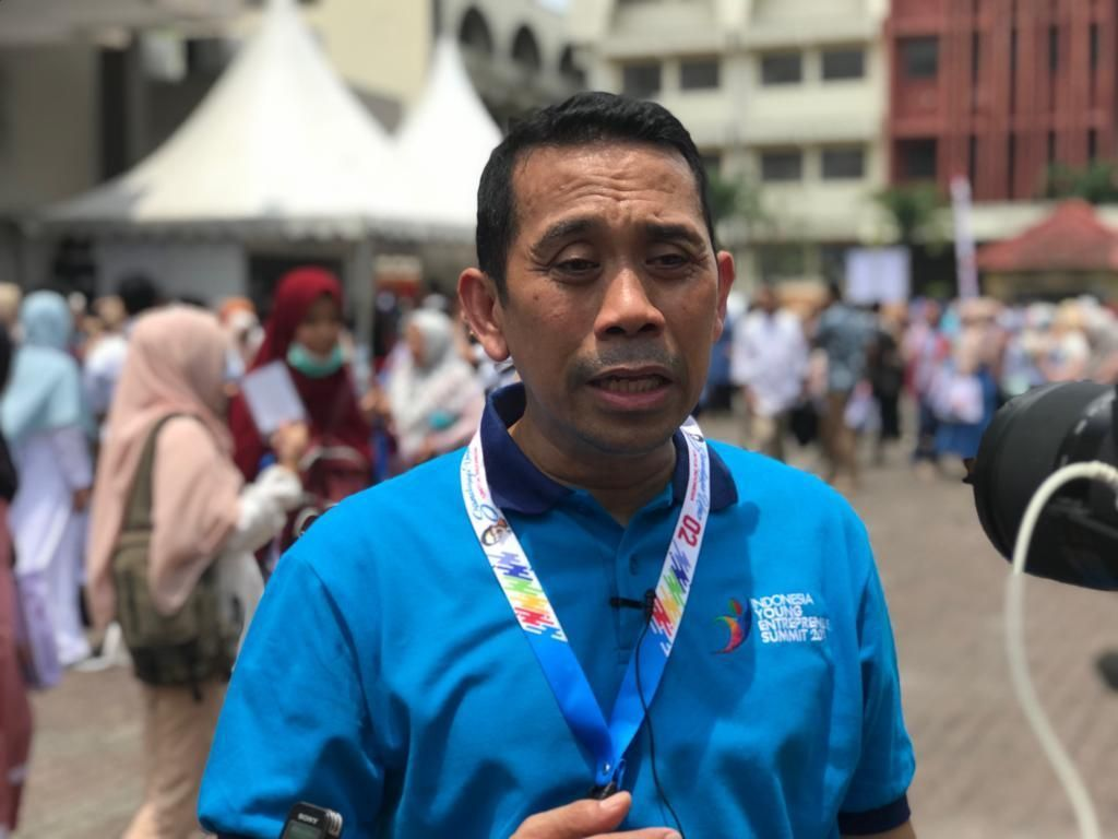 Kamrussamad: Medan YES 2019 Bikin Milenial Sadar Berwirausaha