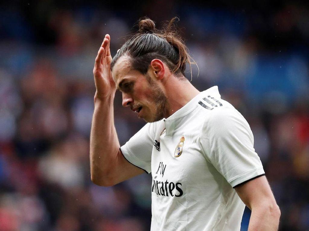 Rumor Transfer: Tottenham Tawar Bale dari Madrid Rp 937 M